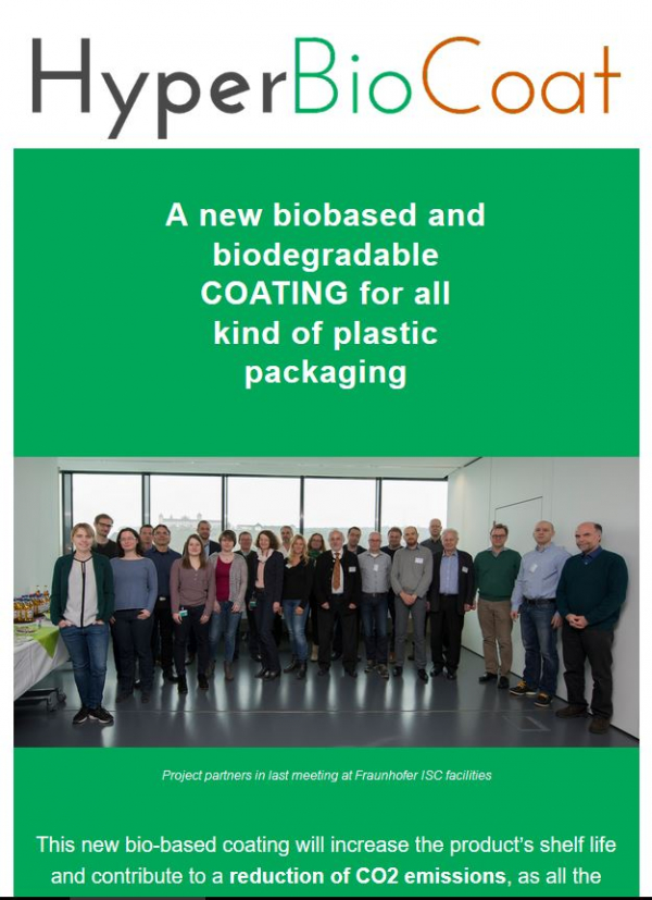 Hyperbiocoat newsletter