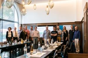 Last meeting in Vienna